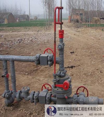 旋转井口的推广应用